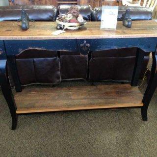 Fluer de Lis Sofa Table @ Baton Rouge BR-36 SOLD