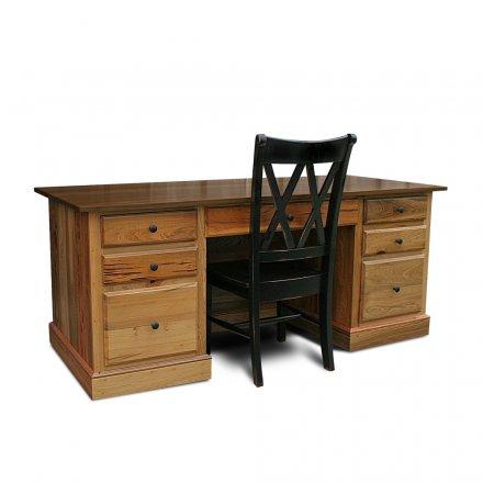 A101 Desk in Sinker Cypress