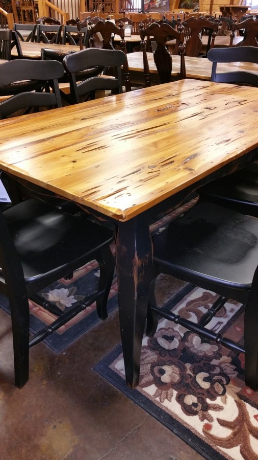 6 Old Pecky Cypress Table Ul Store Ul 64 In Stock All