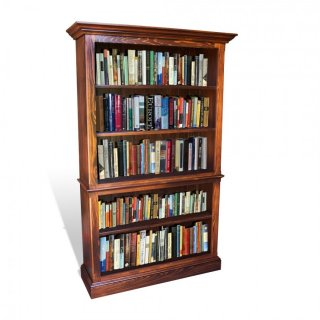 A01 Book Case Fruitwood