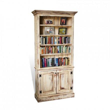 A101 White Bookshelf