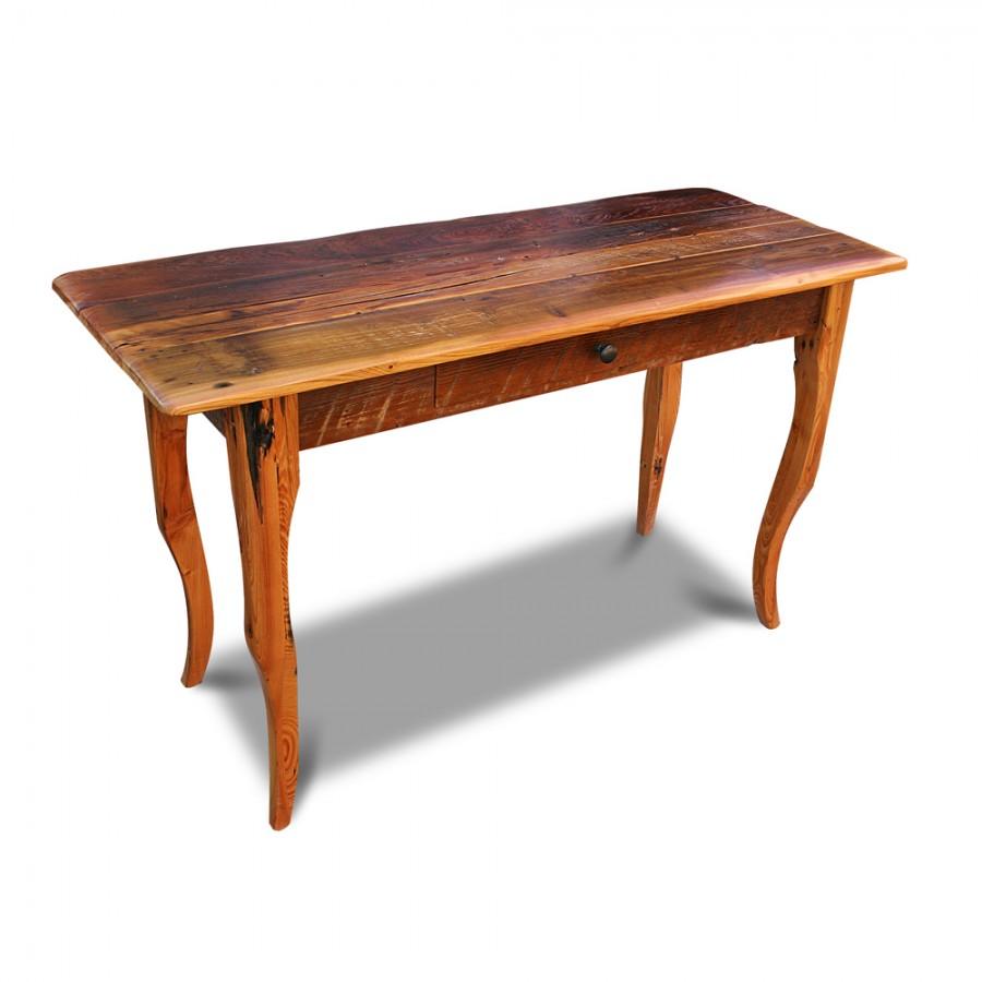 """Creole Barnwood Desk 24"""""""