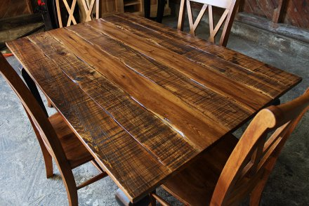 Cabriole Whiskey Table Top