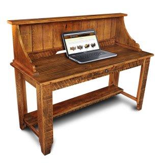 Classique Desk w Shelf Top