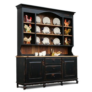 Country French Hutch
