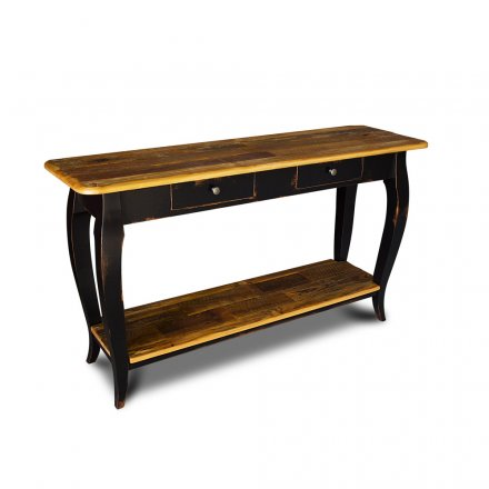French Server w Barnwood Top