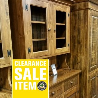French Hutch @ UL Store In Stock UL-67