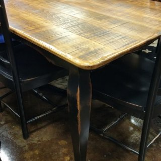 7′ French Leg Table @ UL Store UL-70 SOLD