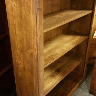 4'H Pine Bookcase @ UL Store UL-77 SOLD