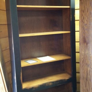 7′ H Maple Bookcase @ UL Store UL-74 SOLD