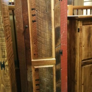 Old Barn Wood Pantry @ UL Store UL-80 SOLD