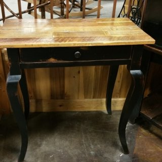 Old Cypress Side Table @ UL Store UL-81 SOLD