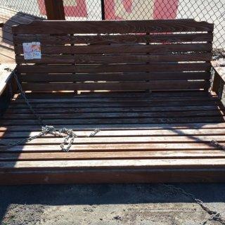 Cypress Bed Swing @ UL Store UL-R03 SOLD