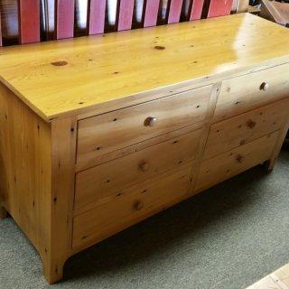 Cypress 6 Drawer Dresser @ UL Store UL-R05 In Stock