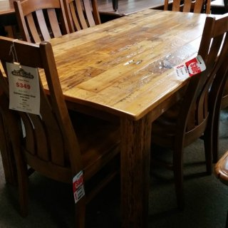 6′ Old Cypress Table @ Pinhook PH-74 SOLD