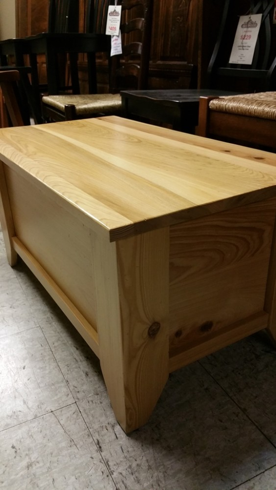 Cypress Chest Pinhook Ph 72 In Stock All Wood Furniture