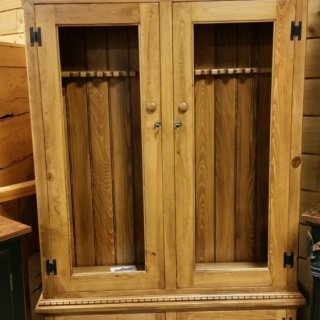 12 Gun Cabinet @ UL Store UL-91 SOLD