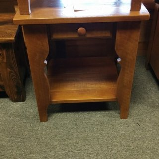 Cypress End Table @ UL Store UL-R27 Red Tag SOLD