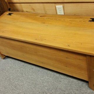 Cypress Storage Bench @ UL Store UL-R28 SOLD