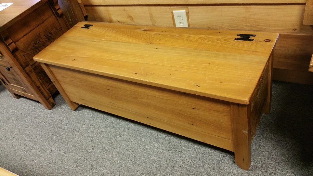Cypress Storage Bench Ul Store Ul R28 Sold All Wood
