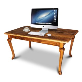 "Cabriole Desk 40"" Wide"
