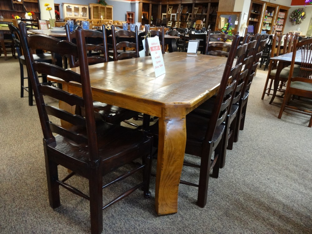 7 Giant Crawfish Table Baton Rouge BR 42 SOLD ALL