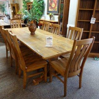 8′ Trestle Table @ Baton Rouge BR-45 SOLD