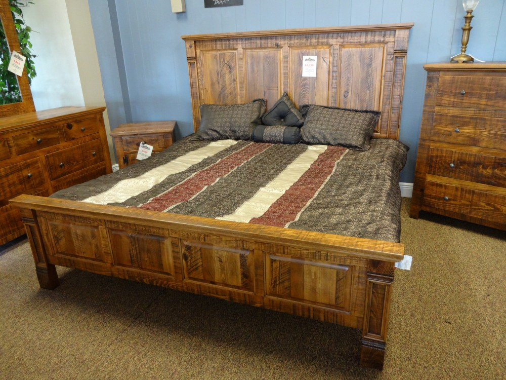 Rustic Empire Bed Baton Rouge Br 48 Sold All Wood