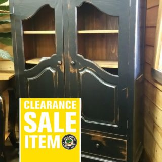 French Armoire / Hutch @ UL Store  In Stock UL-15