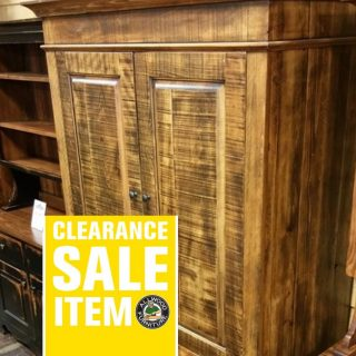 French TV Armoire @ UL Store UL-29 In Stock