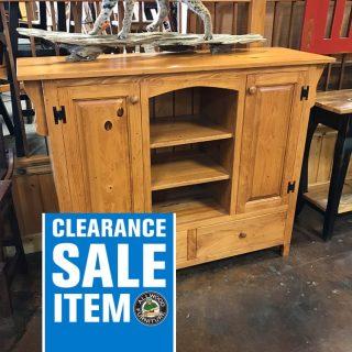 Cajun TV Stand @ UL Store In Stock UL-403