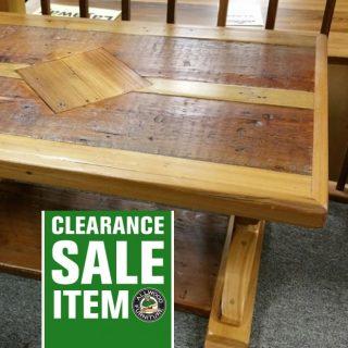 Barnwood Coffee Table @ UL Store In Stock UL-94