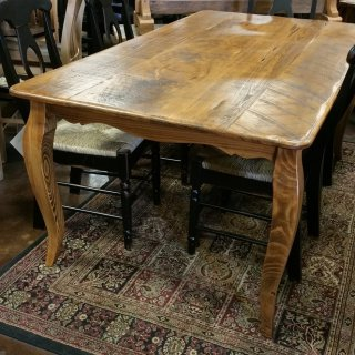 6'L French Table @ UL Store UL-99 SOLD