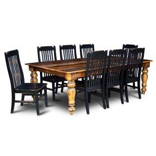 Barnwood Old World Table