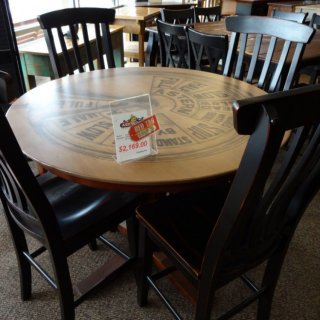 Pub Table @ BR Store RTBR-12 Red Tag SOLD