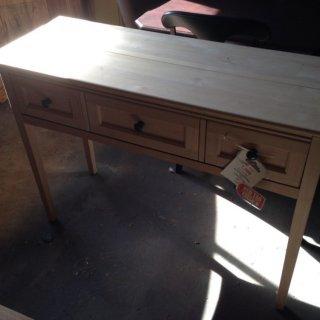 Alder Console Desk @ BR Store RTBR-33 SOLD
