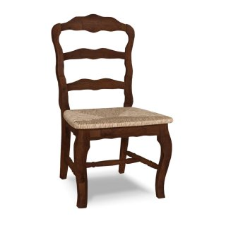 Versailles Rush Seat Chair