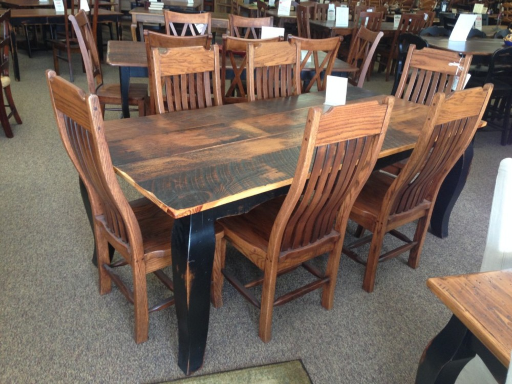 Giant French Leg Table Baton Rouge Br 89 Sold All Wood