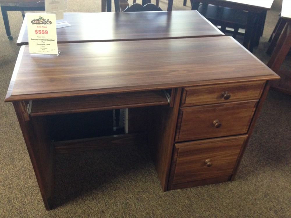 Student Desk Baton Rouge Br 99 Sold All Wood Furniture