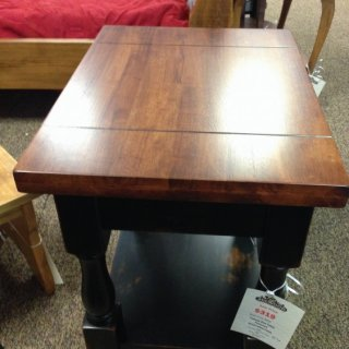 Tuscan End Table @ Baton Rouge BR-128 In Stock