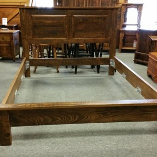 Rustic Shaker Bed @ UL Store UL-R32 SOLD