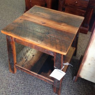 Antique Pine End Table @ Baton Rouge BR-130 In Stock
