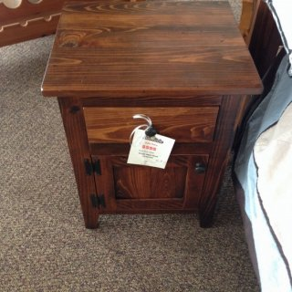 Shaker Night Stand @ Baton Rouge BR-131 In Stock