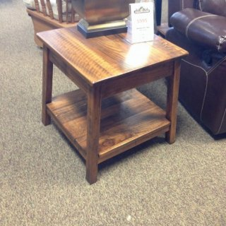 Bombay End Table @ Baton Rouge BR-132 In Stock