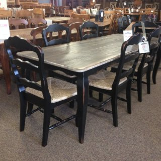 French Leg Table @ Baton Rouge BR-133 SOLD