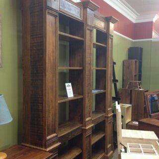 Empire Open Bookcase @ Baton Rouge BR-136 SOLD