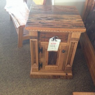 Rustic Empire Night Stand @ Baton Rouge BR-137 In Stock