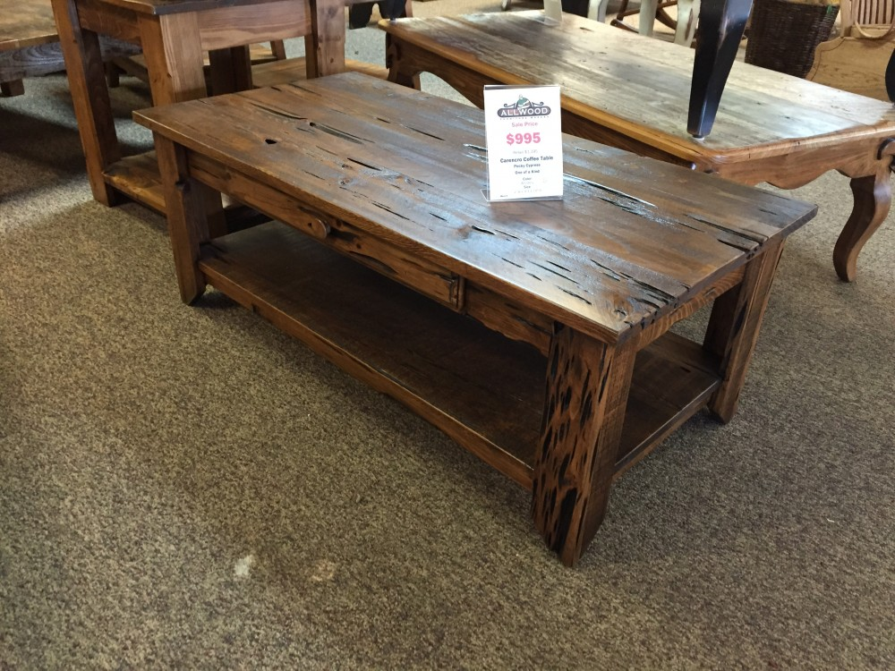 Carencro Coffee Table Baton Rouge Br 169 Sold All Wood