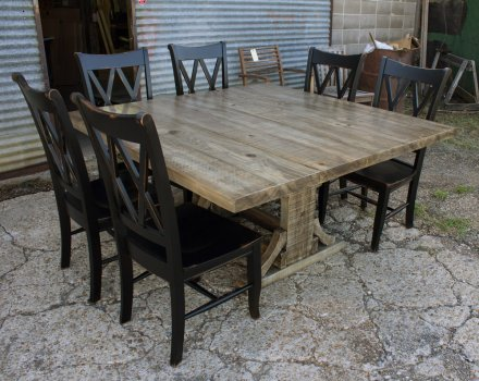 Trestle Table 2