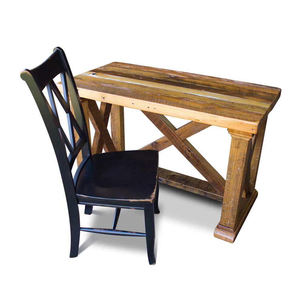 Vintage X Barnwood Desk